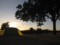 Camping Texas Hill Country
