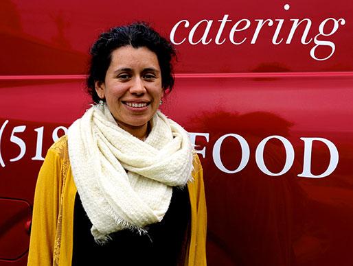 Rosalinda Guerra, Lead Server