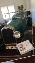 Old car info