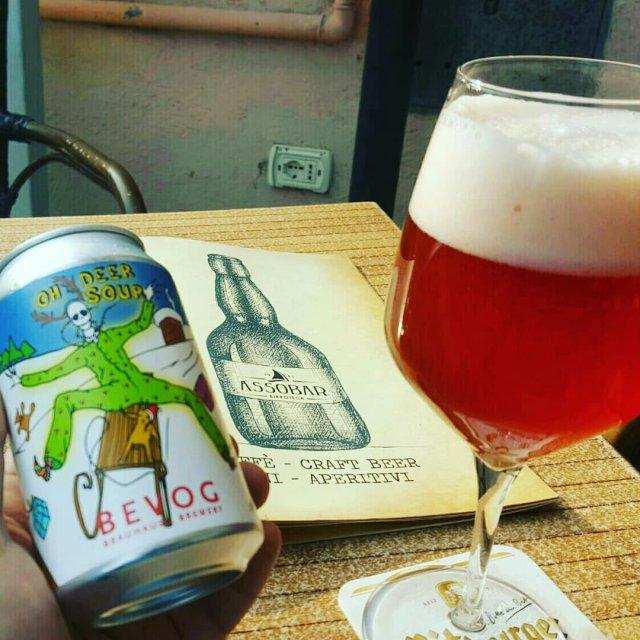 Craft beer in Bardolino