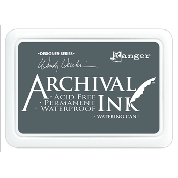 Ranger Wendy Vecchi Archival WATERING CAN Ink Pad AID39006