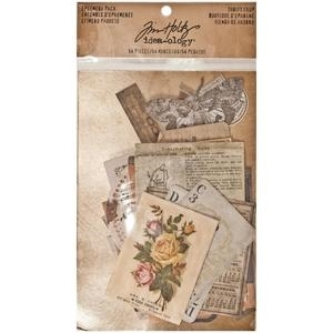 Tim Holtz Idea-ology Ephemera Pack THRIFT SHOP TH93114