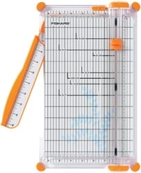 03441 Fiskars PREMIUM CUT LINE Paper Trimmer 12 Inches