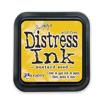 Tim Holtz Distress Ink Pad MUSTARD SEED Ranger TIM20226