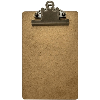 RESERVE Tim Holtz Idea-ology MINI CLIPBOARD Structures TH93278