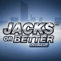 This the official logo of Jacks or Better video poker by Net Ent. The picture acts as a link and by clicking on i you can open a window, where you can play the game for free, without registration.