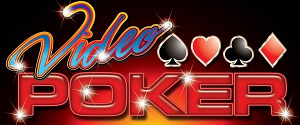 Header for free video Poker games section. You can choose and play various free video poker games on this page, under this picture.