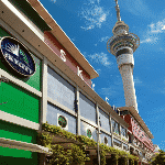 This is a picture of the iconic Sky Tower in Auckland, where the Sky Tower Casino is located, the biggest casino of New Zealand, and Auckland's only casino. This is the first casino on this list of all casinos in New Zealand, you can find the other gaming venues on this list under this one. To the right of the picture you can read more about this casino.