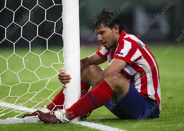Sergio Aguero (Atletico Madrid)