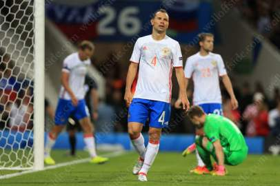 Dejection for a poor Russia side