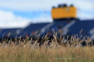 TROON, SCOTLAND - JULY 13: A general view (GV) during the final practice round prior to the 145th Open Championship at Royal Troon Golf Club on 13th July 2016 in Troon, Scotland. Photo by Simon Stacpoole/SilverHub 0203 174 1069 / 07711 972644