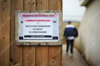 Match day admission prices