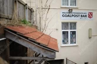 The Teignmouth AFC Goalpost Bar