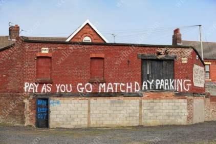 Matchday parking near Goodison Park