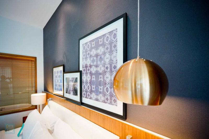 吉隆坡艾美酒店 套房臥室裝飾