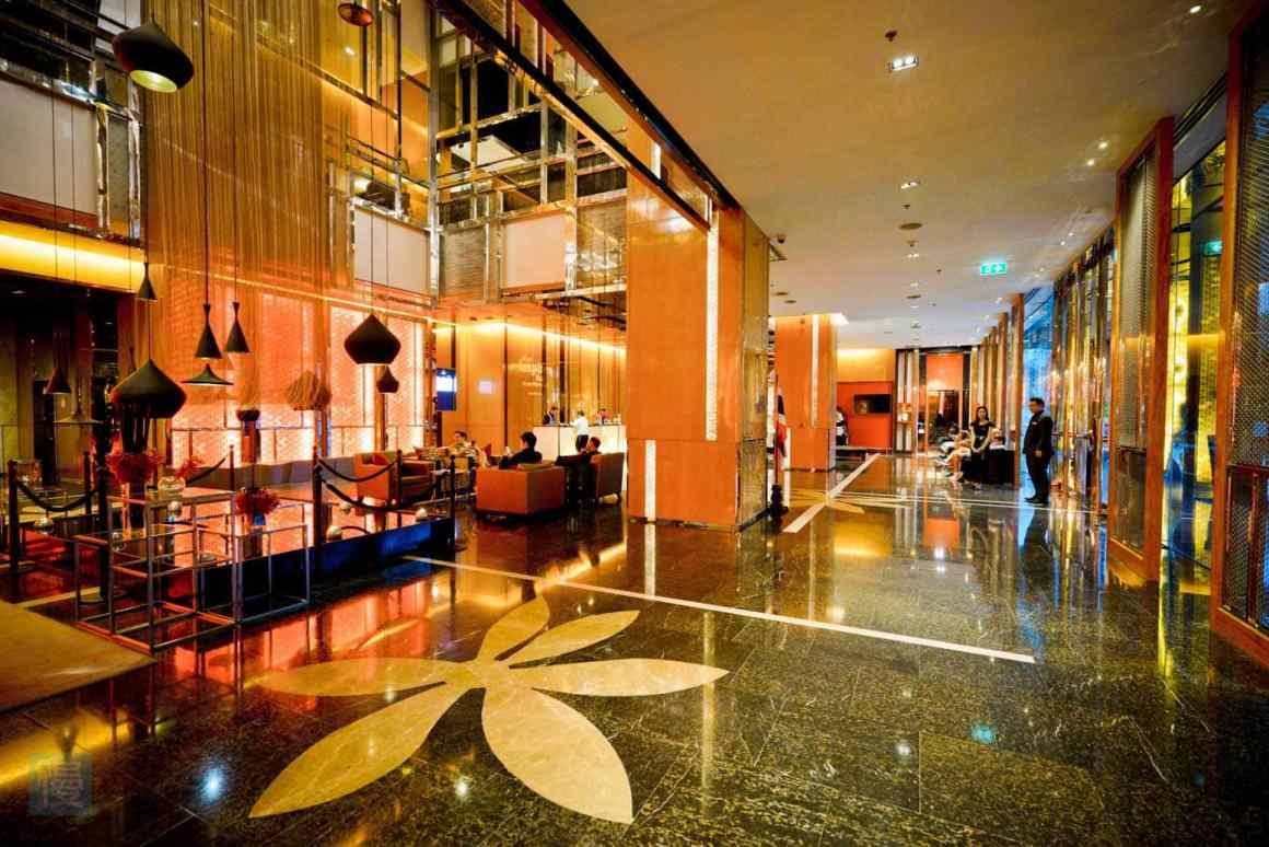 曼谷萬麗酒店