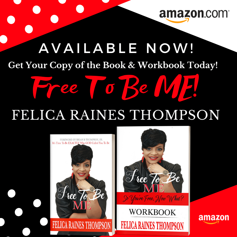 free to be me! available on amazon