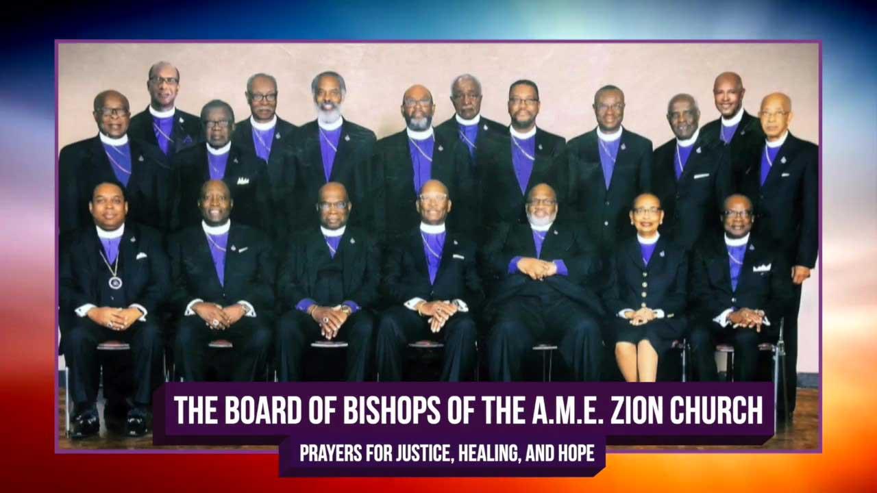 Board of Bishops – AMEZ Prayer