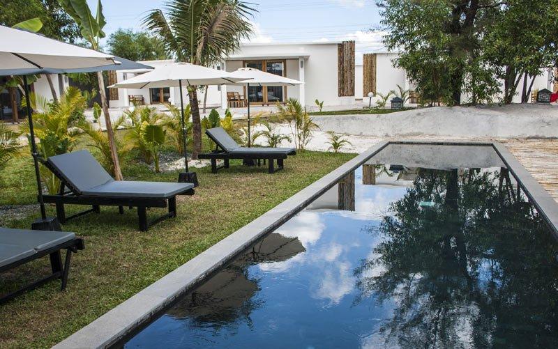 Holiday resort Cambodia