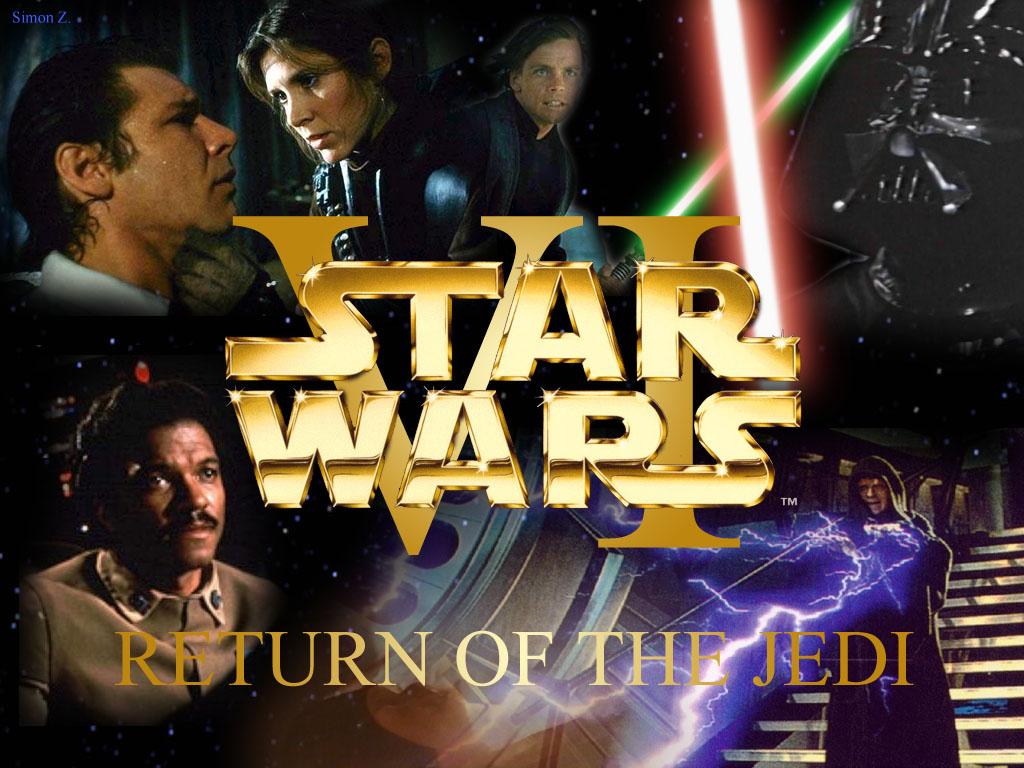 Star Wars Episodio VI El Retorno del Jedi Descargar Mega Pelicula HD Español Latino