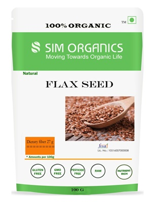 - Flax seeds have the essential vitamins and minerals that are essential for the health of the hair follicles. The intake of flax seeds means that you are a stronger, healthier hair growth.