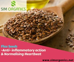 Flax Seed For Healthy Heart