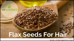 Flax Seeds For Hair –How You can Revert Hair Fall in Simple Steps