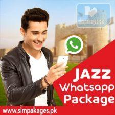 Jazz whatsapp package