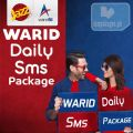 Warid Daily Sms Package