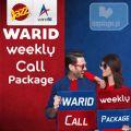 Warid Weekly Call package