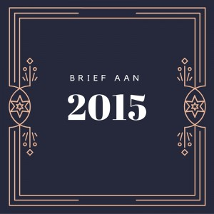 Brief aan 2015