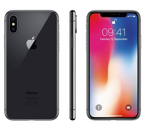 מכשיר iPhone X 64GB שחור