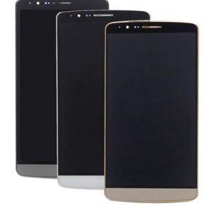 החלפת מסך LG G3 D855 אפור