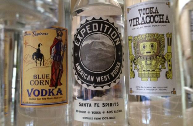 New Mexico Vodka