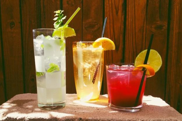 perrier cocktails