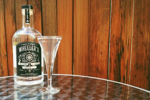 Wheeler's Western Dry Gin