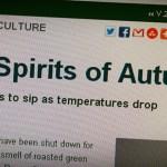 The Spirits of Autumn