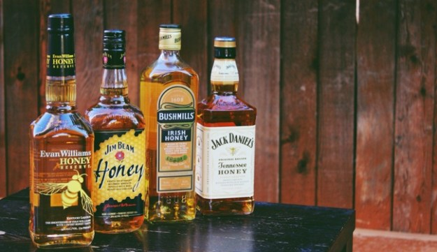 honey whiskies