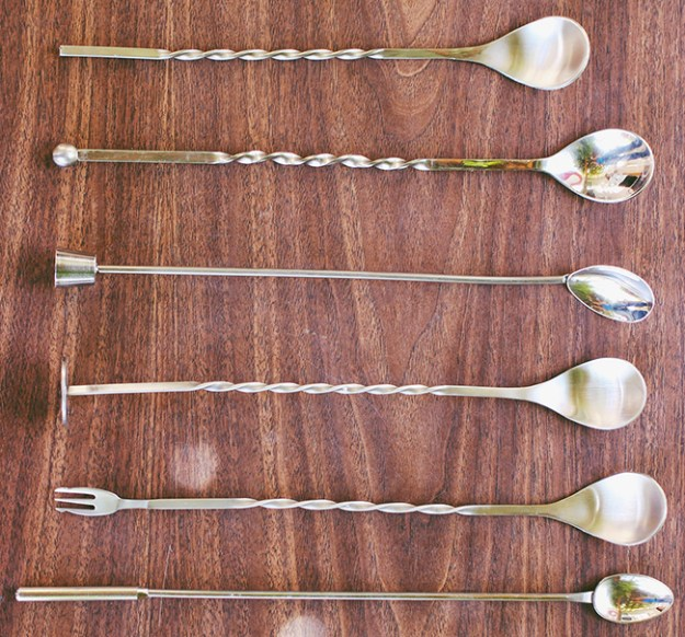 bar products bar spoons
