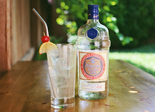 tanqueray old tom collins