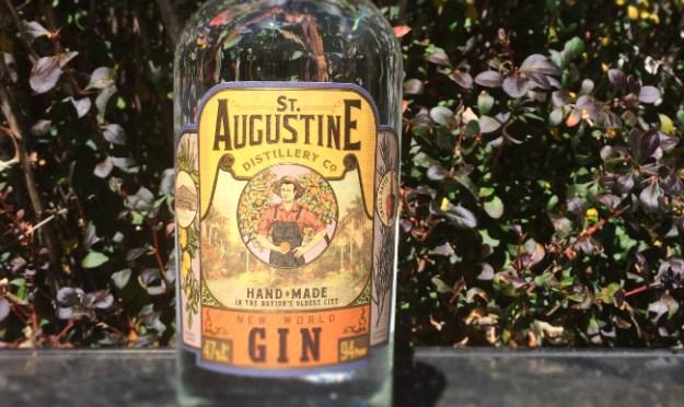 st augustine gin