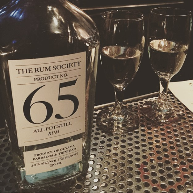 rum society 65