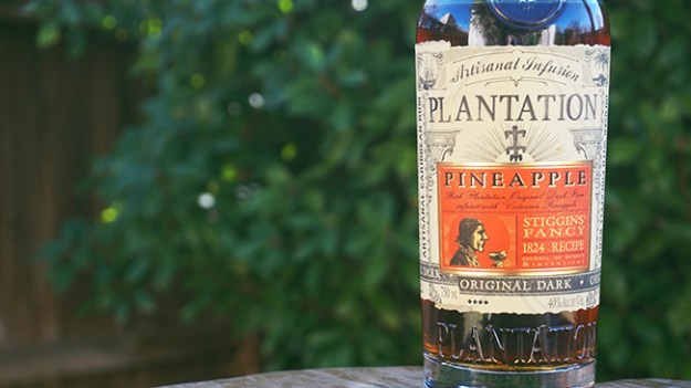 stiggens fancy plantation pineapple rum