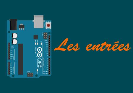 Illustration tutoriel des entrées Arduino