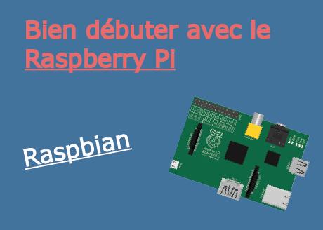 Illustration Bien débuter avec le Raspberry Pi