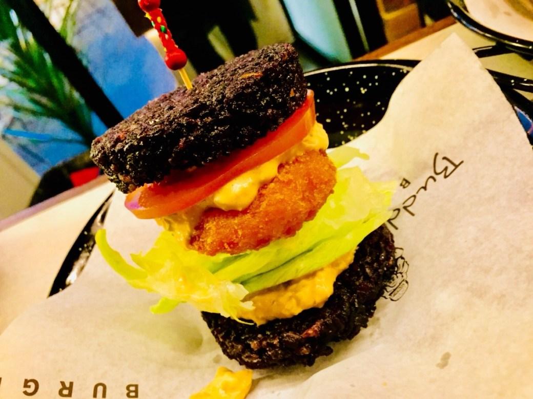 Buddhalicious Burger in Sydney - 2
