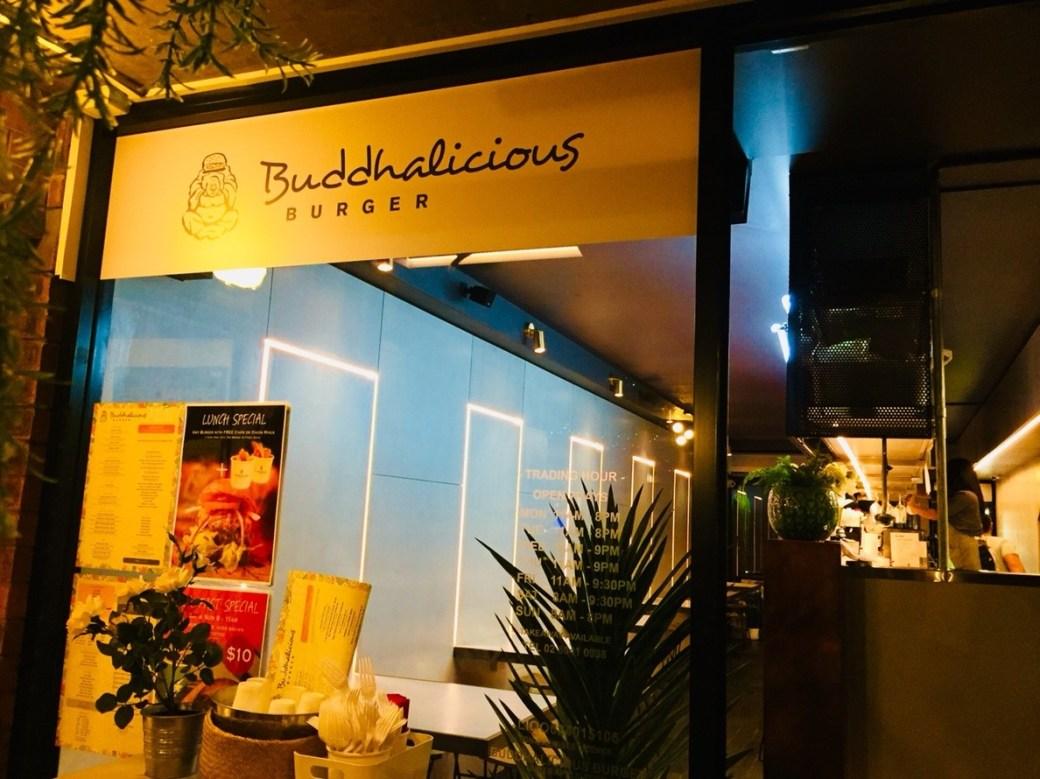 Buddhalicious Burger in Sydney - 7