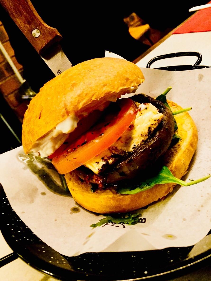 Buddhalicious Burger in Sydney - 8
