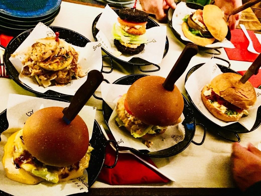 Buddhalicious Burger in Sydney - 5