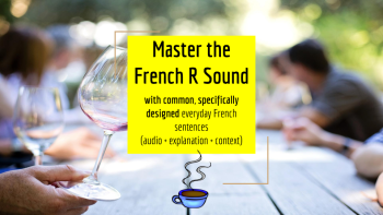 Master the French R in Sentences